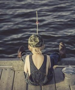 Diverse fiskegrej